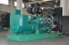 渭南柴油发电机组绝对不能犯得错误操作