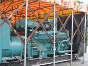 渭南出租发电机的时候应该注意哪些事项?