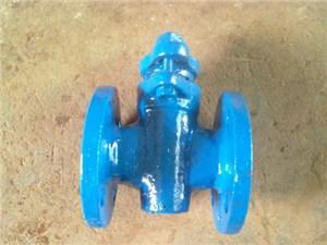 旋塞阀的结构特点及试压方法