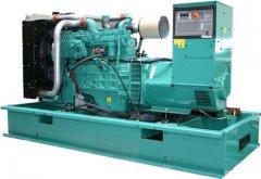 枣庄柴油发电机不正确的启动方式以及需要接地原因