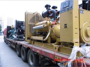 枣庄发电机出租使用发电机需要注意事项