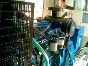 进口发电机组与国产柴油发电机组的区别