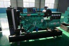 湖州柴油发电机功率规格型号机及电压不稳定的原因