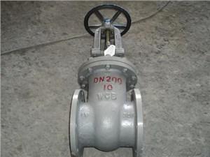 电动铸钢闸阀产品功能