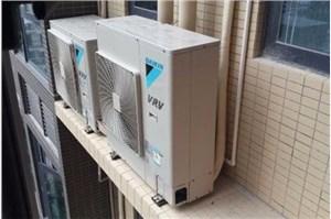 大金空调代码u4故障的原因及维修方法