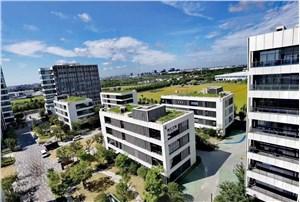 浦东三林软件园,园林式办公,沉浸式研发,智慧型社区