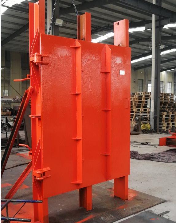防水防火密闭门采用钢制平开式