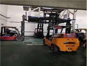 深圳叉车维护:常见故障及其检验