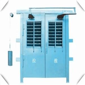百叶式调节风门,煤矿用百叶式调节风门