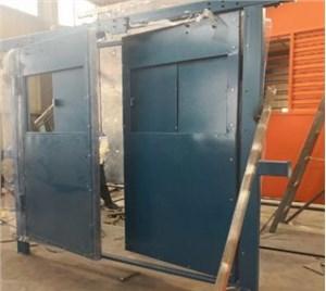 铁制调节风门,铁质矿用调节风门