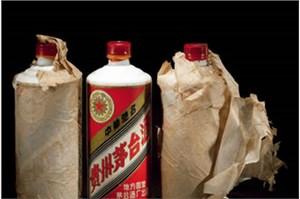 上海茅台酒回收时如何计算年份?