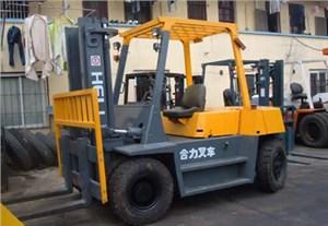 杭州叉车租赁有那些服务流程