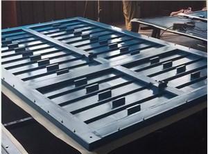 插板式調節風窗,煤礦用插板式調節風門