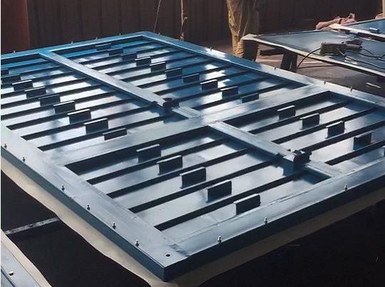 插板式调节风窗