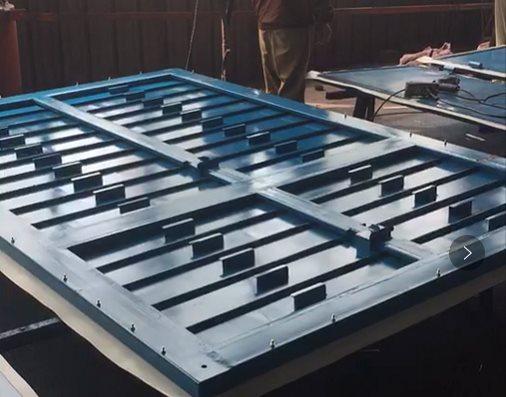 無級調節插板式風窗的優點