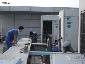 如何防止大金空调漏水