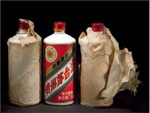 打开瓶子的茅台酒保存方法