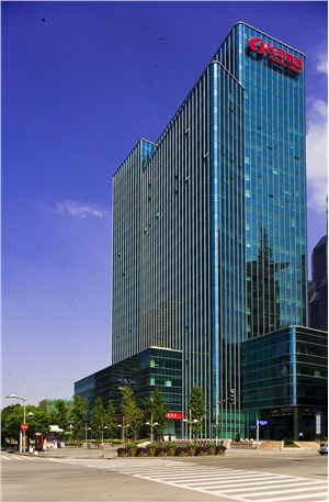 上海长泰国际金融大厦