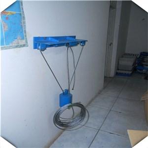 坠砣式风门机械闭锁装置