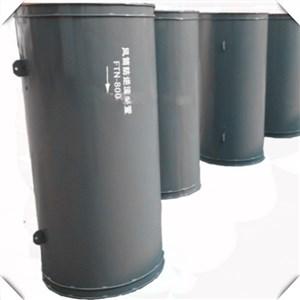 礦用防逆流風筒裝置