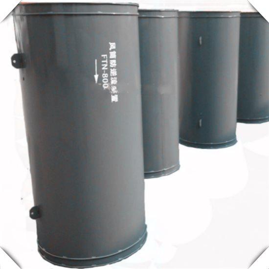 矿用防逆流风筒装置