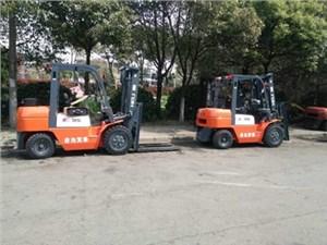 南宁电动叉车将在出租行业占领主导地位
