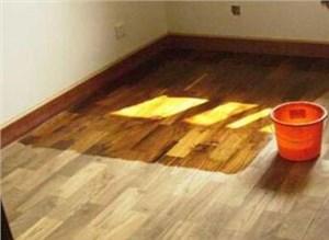 如何进行实木地板的清洁