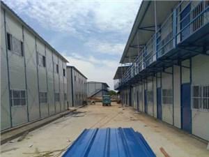合肥活动板房的整体加固技术分析