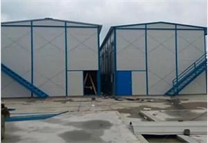 广州集装箱活动房的防火措施有那些