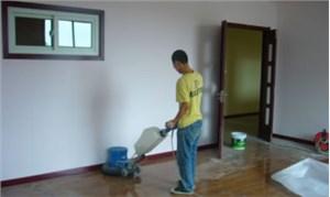 长沙保洁公司在清洁作业的八字标准