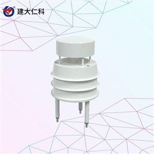 RS-CFSFX-*-3 建大仁科小型超声波风速风向传感器监测设备