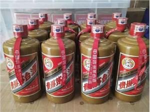 济南茅台酒回收礼盒、酒瓶问题