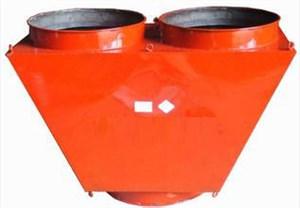 铁质分风器,煤矿用铁制分风器