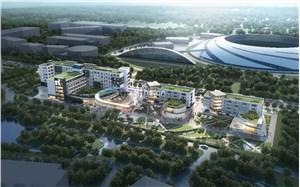 张江办公室租赁,西岸HALO,3000平米独栋总部办公