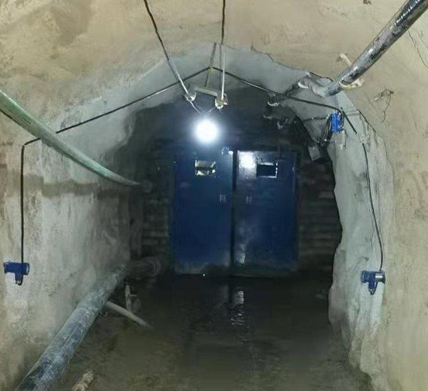 全气控风门装置(煤矿用)全气动风门装置