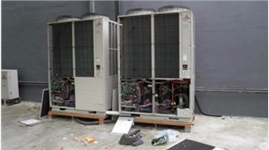 特灵中央空调售后维修知识问答_空调的耗电量大概多少
