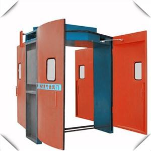 纯气控联锁减压风门(煤矿用)纯气控连锁减压风门