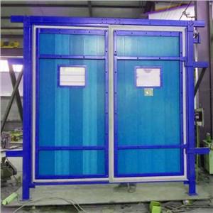 高分子复合板风门(煤矿用)阻燃高分子板材风门