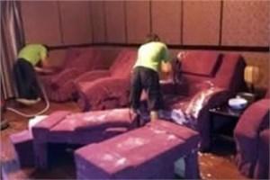 地毯的清洗流程及方法