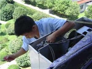 空调器降低室内湿度原理
