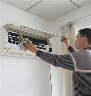 空调机启动时出現臭味该怎么办