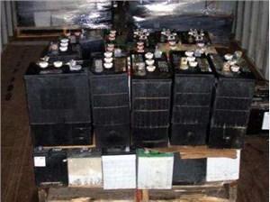 朝阳区机房电池回收