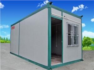 平谷集装箱房回收价格