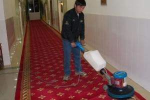 地毯清洁复原方法