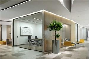 西安办公室装修设计一定要看的四字要素