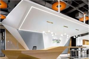 办公室空间装修设计的布局方案