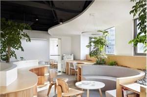影响办公室装修有4个重要区域的设计要点