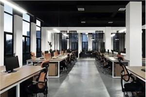 办公室设计装修中常见的对称规则有哪些?
