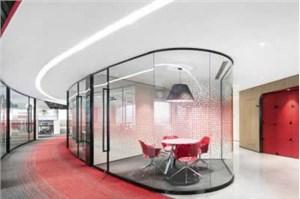 写字楼装修风格 这些层次感让你的办公室空间与众不同