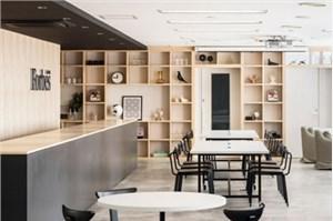 常见的办公楼装饰中如何挑选隔断?